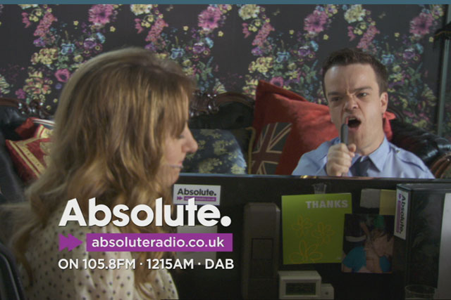 Absolute Radio... no longer for sale