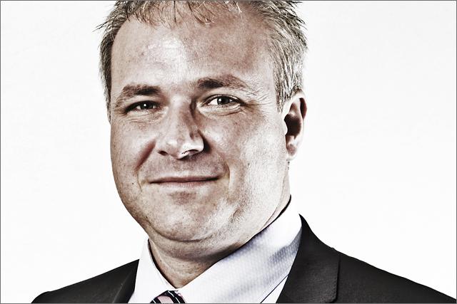 Scott Taunton: managing director of TalkSport-owner UTV Media