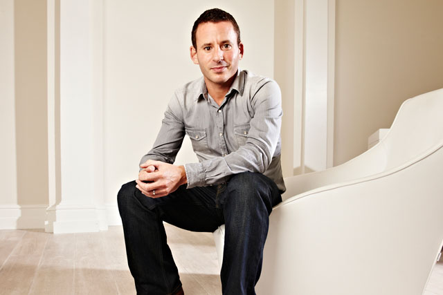 Darryl Bowman, head of marketing, Wonga.com