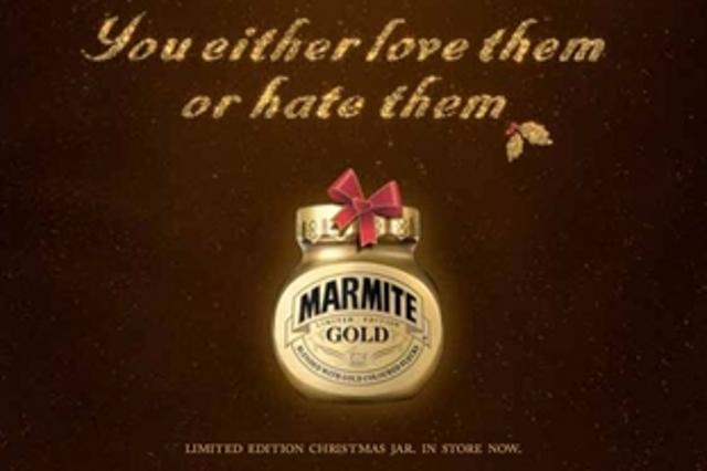 Marmite to sponsor Oxford Street's Christmas lights