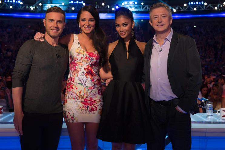 The X Factor: agencies seem unconcerned by decline in viewing figures