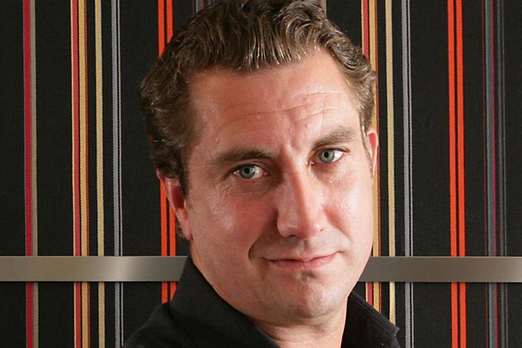 Simon Wallis: marketing director for Domino's