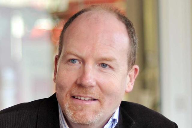 Robert Goldsmith, partner, Spinnaker