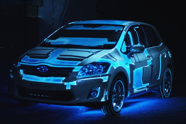 Recent Glue Isobar work: Toyota Auris
