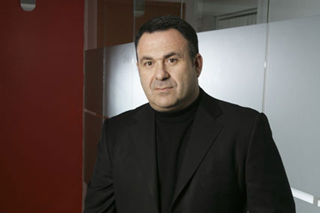 Coiln Gottlieb: EMEA chief executive of Omnicom Media Group
