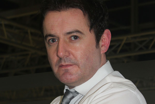 Brendan Judge: News UK Commercial sales director