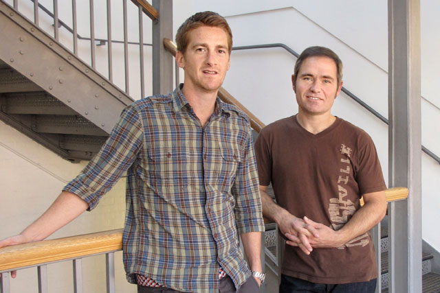 McCall and Dorey: join VCCP as senior creatives
