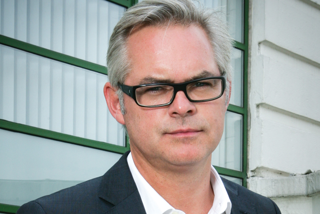 Chris Macdonald: incoming president of McCann New York