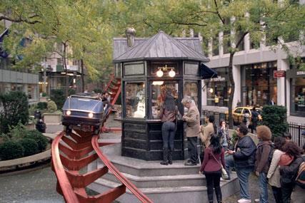 Barclaycard: Rollercoaster ad by Bartle Bogle Hegarty