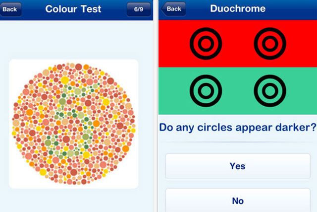 Boots Eye Check: app tops the BR chart this week