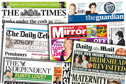 In peril: Deloitte says the print media sector needs to implement severe cost-cutting measures urgently