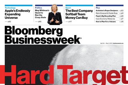 Bloomberg Businessweek reveals tomorrow's new look