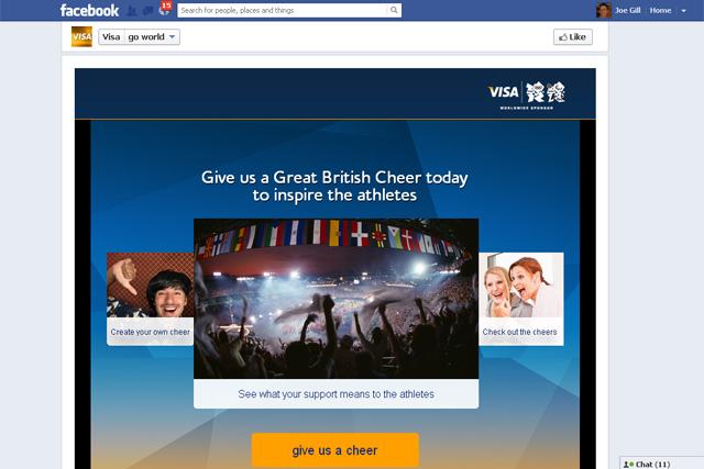 Visa's Go World campaign generated 47 million views