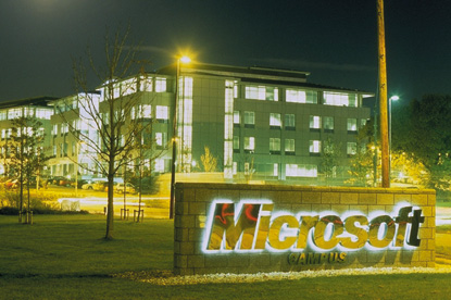 Microsoft...looking to sell Razorfish, FT reports