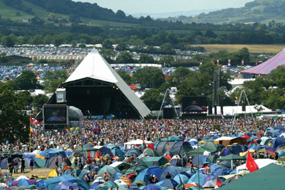 Glastonbury... BBC sent 400 staff to cover the event