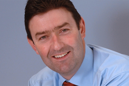 Steve Easterbrook: will head up McDonald's European operations