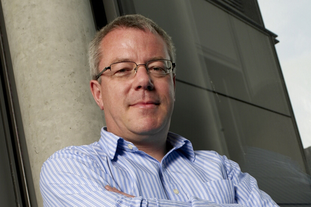 Mike Parker: joining NSPCC as marketing director