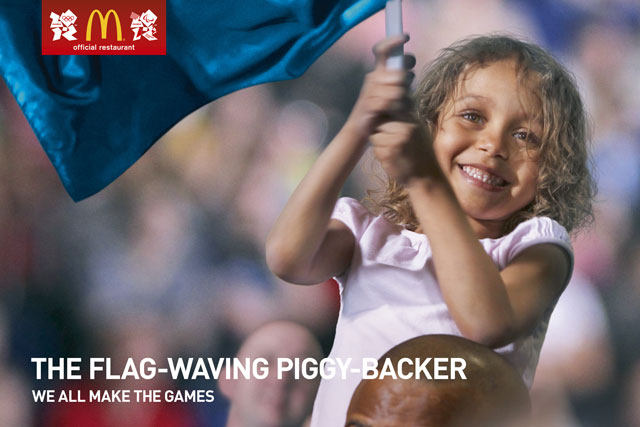 McDonald's: unveils We All Make The Games campaign