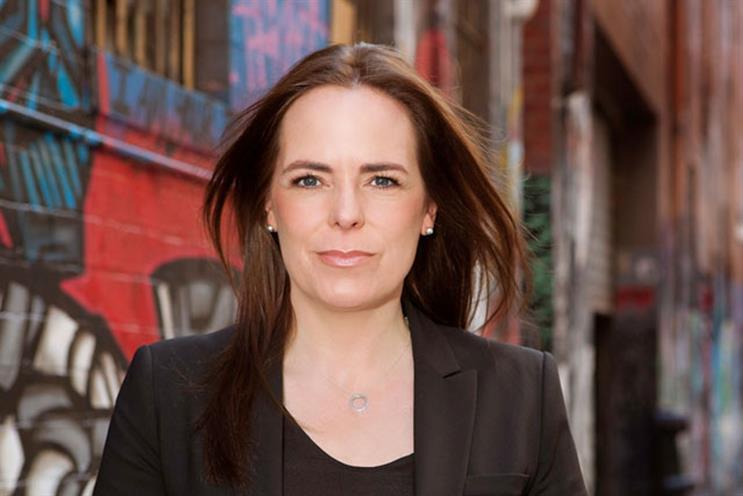 Lindsey Evans: leaves TBWA\UK for Australia