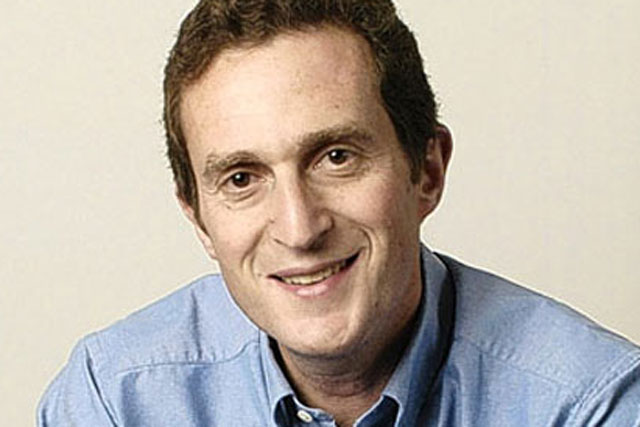 Trinity Mirror chief executive Simon Fox: 'We're not big enough'
