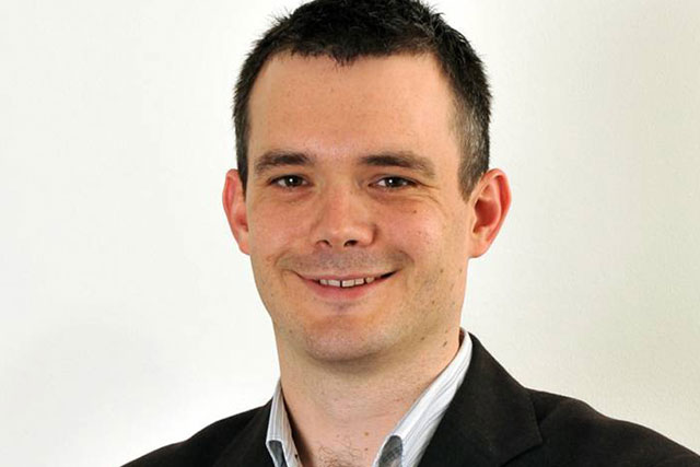 Peter Charles: appointed marketing director of Walkers