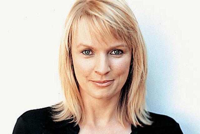 Lorraine Candy: editor-in-chief of Elle magazine.
