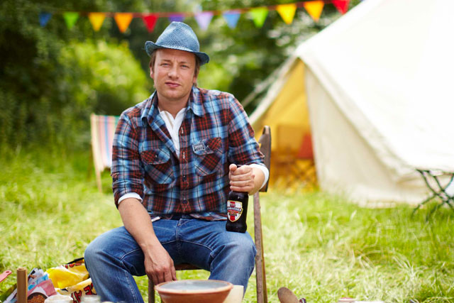 Jamie Oliver: new C4 show will feature Uncle Ben's and Yeo Valley products