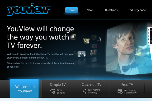 YouView had big aspirations when it launched in 2012