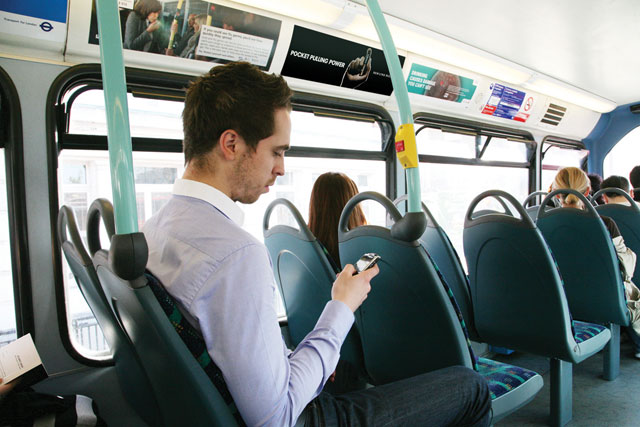 CBS Outdoor: partners with BlisMobile to add Bluetooth to its bus ad offering