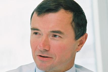 Luc Bardin: group chief sales and marketing officer at BP