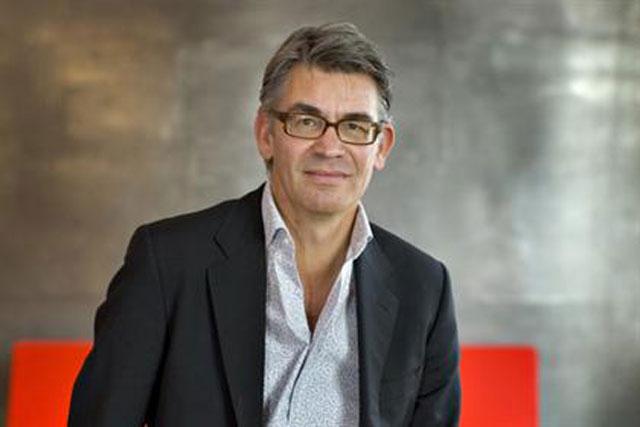 David Harris: has left Wunderman