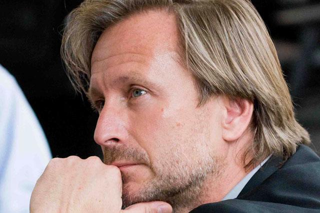 Marc Mathieu: Unilever's senior VP marketing encouraging marketers to take risks