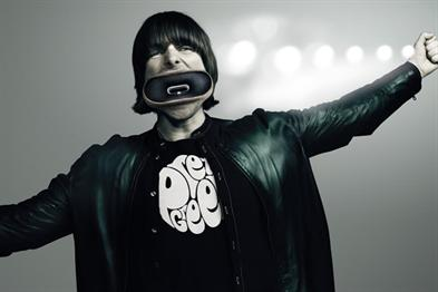 Liam Gallagher stars in Philips' 'Obsessed with Sound' campaign
