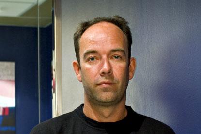 Jeremy Craigen...top UK creative director at Cannes Lions 2009