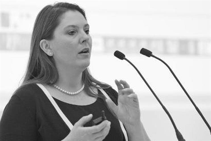 Maggie Lonergan:  to handle global Unilever account at  R/GA London