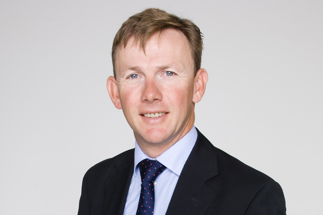 Mark Horgan: was due to take up his role as Sainsbury's marketing director by February