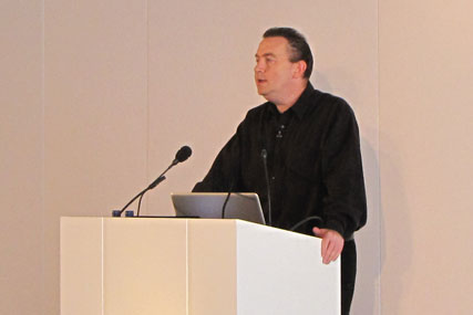 Simon Clift, global chief marketing officer of Unilever