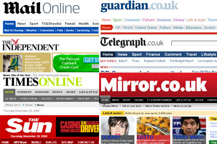 Title favourites: newspaper and magazine websites are outperforming the wider online market