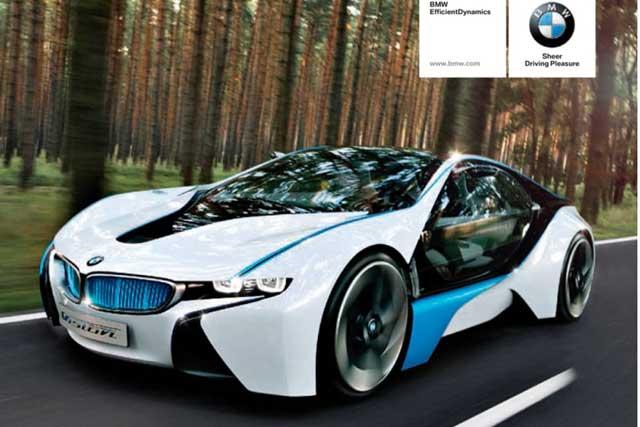 Recent BMW work