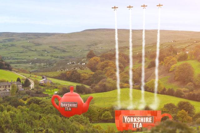 Yorkshire Tea: sponsoring cricket