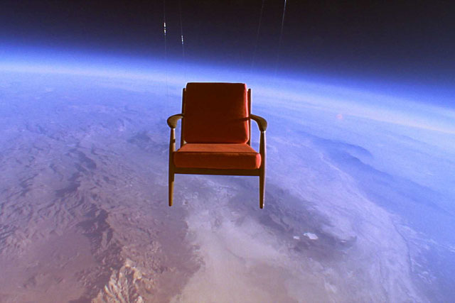 Grey's 'Space Chair' spot