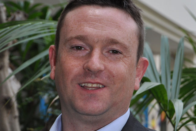 Adam Gilsenan: promoted to the new role of head of agency trading