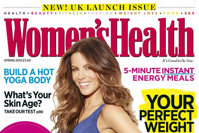 Women's Health: launch issue