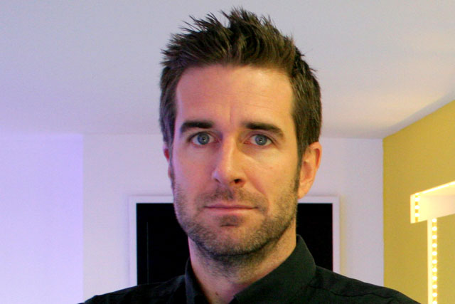 Phil Wilce: joins TH_NK as creative director