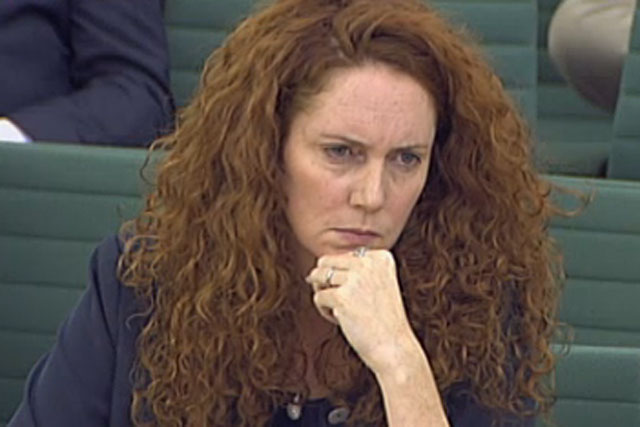 Rebekah Brooks: she has rejoined the boards of key News Corp UK companies