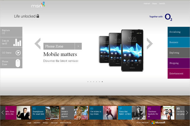 Life Unlocked: Microsoft partners with O2 to launch digital showroom