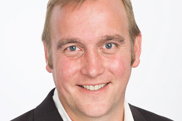 John Stoneman: general manager for the UK at InMobi