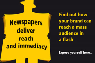 Newspaper industry promotes itself to advertisers
