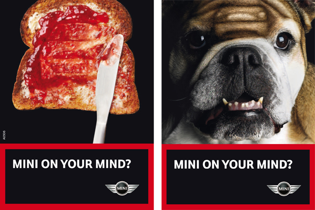 Mini: latest campaign aims to tap into the subconscious