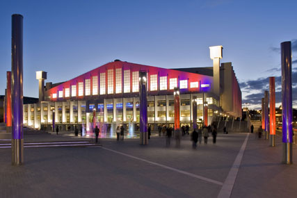 Wembley Arena: secured five-year Barclaycard sponsorship
